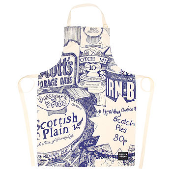 Scottish Breakfast Zoom Apron