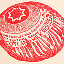 Tunnock's Teacake Apron Close-Up