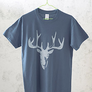 Stag T Shirt - gifts under £25