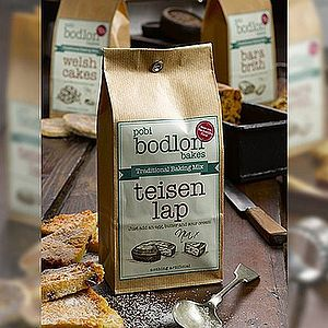 Bodlon Bake ~ Teisen Lap Baking Mix
