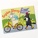 Sophie Sheep Book