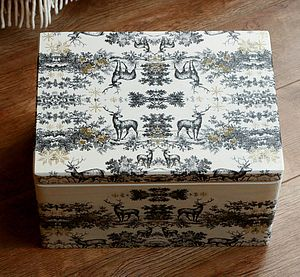 Storage Box For Him - christmas home accessories