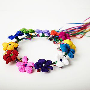 Flower Crown - hair accessories
