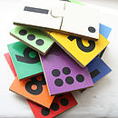 Vintage Wooden One To Ten Number Puzzle