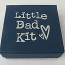 'Little Dad Kit' - showing box