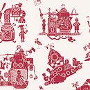 'When I Grow Up' Boy Making Machine Wallpaper