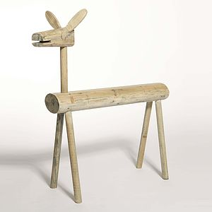 Bambi Sitter High Bench