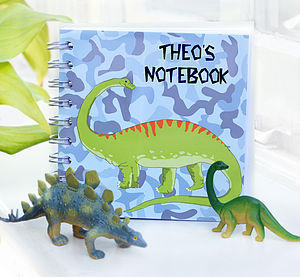 Dinosaur Notebook - shop by price