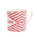 Tunnock's Caramel Wafer Wrapper Mug