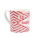 Tunnock's Caramel Wafer Wrapper Mug