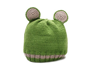 Frog Hat Or Set