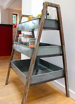 Three Tier Storage Stand