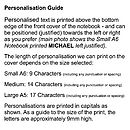 Personalisation Guide