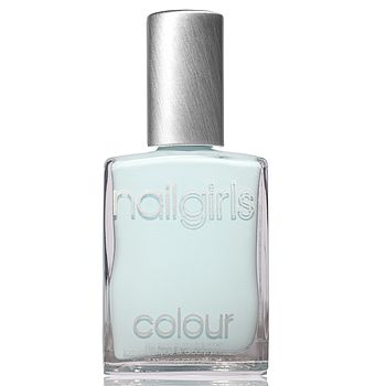Innocent Baby Blue Nail Polish