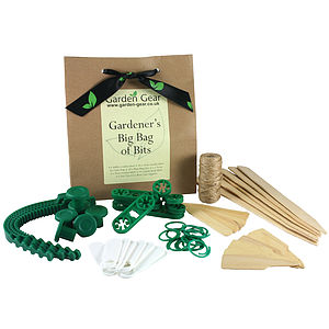 Gardener's Big Bag Of Bits - tools & equipment