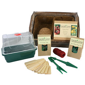 Tomato Garden Gift Hamper - alternative hampers