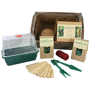 Chilli Garden Gift Hamper - alternative hampers