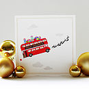 London Collection   Christmas Card