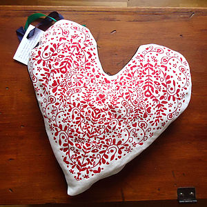Sweet Heart Cushion