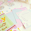 Tiny Feet Baby Shower Party Kit