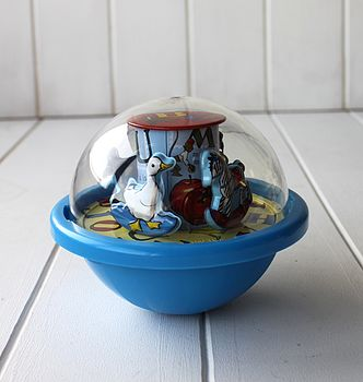Vintage Style ABC Chime Ball