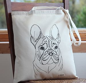 French Bulldog Handy Bag