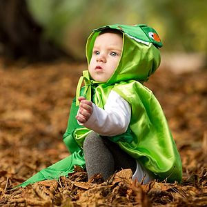 Handmade Crocodile Infant Fancy Dress Outfit - fancy dress