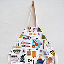 Childrens Customised Retro Apron