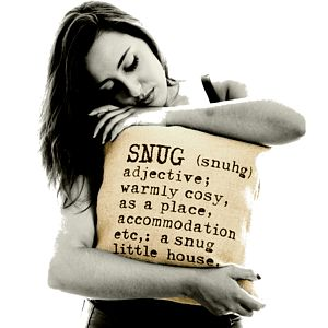 'Snug' Definition Cushion Cover - cushions