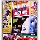 New York Broadway Canvas Or Print