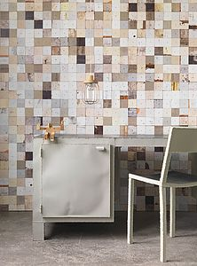 Scrapwood Wallpaper Phe 16 - home decorating