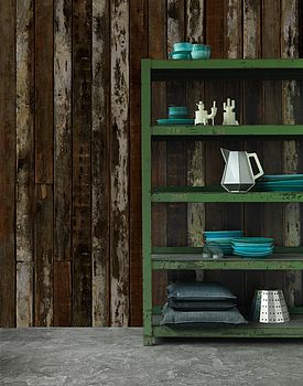 Scrapwood Wallpaper Phe 13