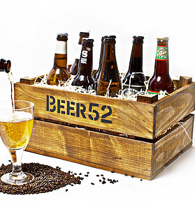 Case Of Eight Craft Beers - gifts under £25 for him