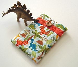 Children's Kindle Case With Dinosaurs