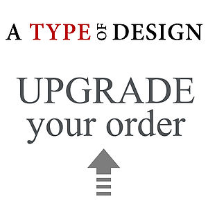 A Type Of Design Customer Upgrades - storage & organisers