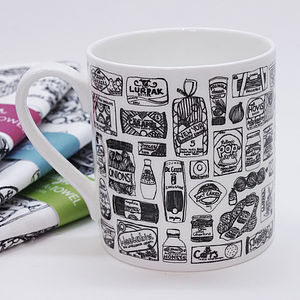 Food Cupboard Mug