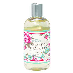 Elderflower Hair Shampoo 300ml - bathroom