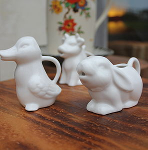 Super Cute Animal Milk Jug