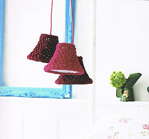 Dot Lampshade Knitting Kit