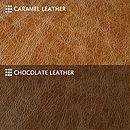 Caramel & Chocolate Leathers