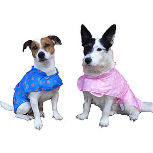 Pack A Mac Dog Rain Coat - dogs
