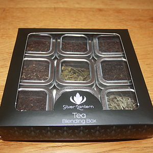 Tea Selection Gift Box - teas, coffees & infusions