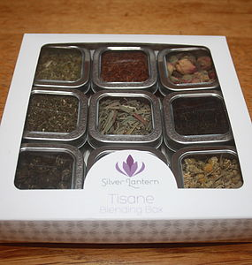 Tisane Selection Gift Box - teas, coffees & infusions