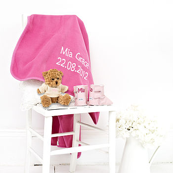 Personalised Girl's Gift Set