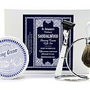 Shaving Cream Gift Set