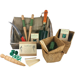 Vegetable Gardener's Gift Hamper - for fathers