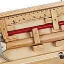 Child's Wooden Tool Box Set