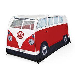 Vw Campervan Play Tent - tents, dens & wigwams