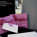 Joulberry Impressions Gift Box