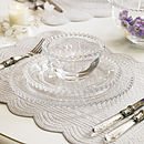 Bella Perle Luxury Beaded Dinner Service